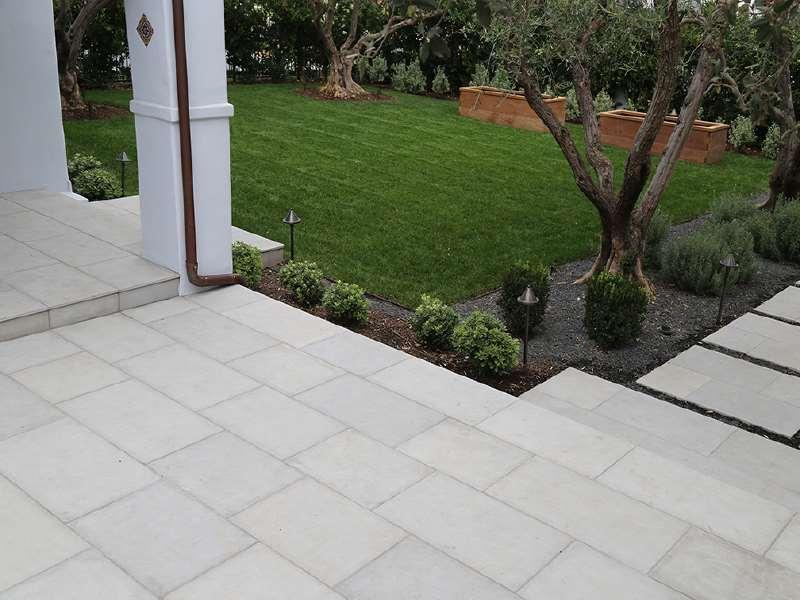 Dalle terrasse montpellier gris