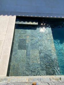 Brice : Intérieur de piscine bali