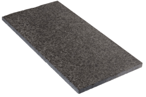 Dalle black basalte